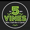 5 Vines Wine, Craft Beer & Spirits